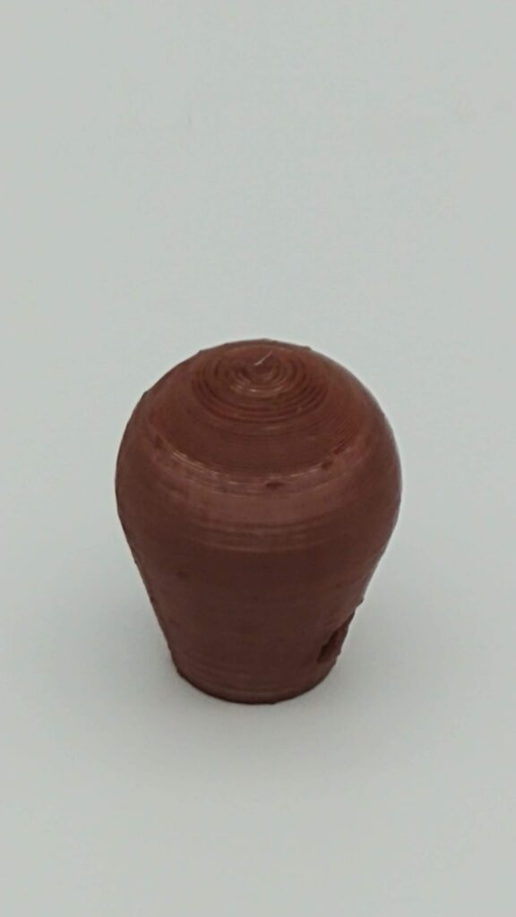 brown PLA+