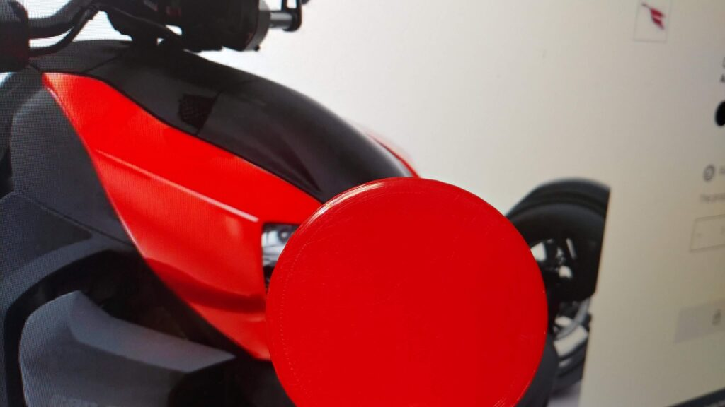 Red PLA+