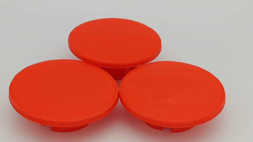 Orange PLA+